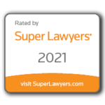 Rated by Super Lawyers 2021, Francis M. Boyer, B.C.S., visit super lawyers.com